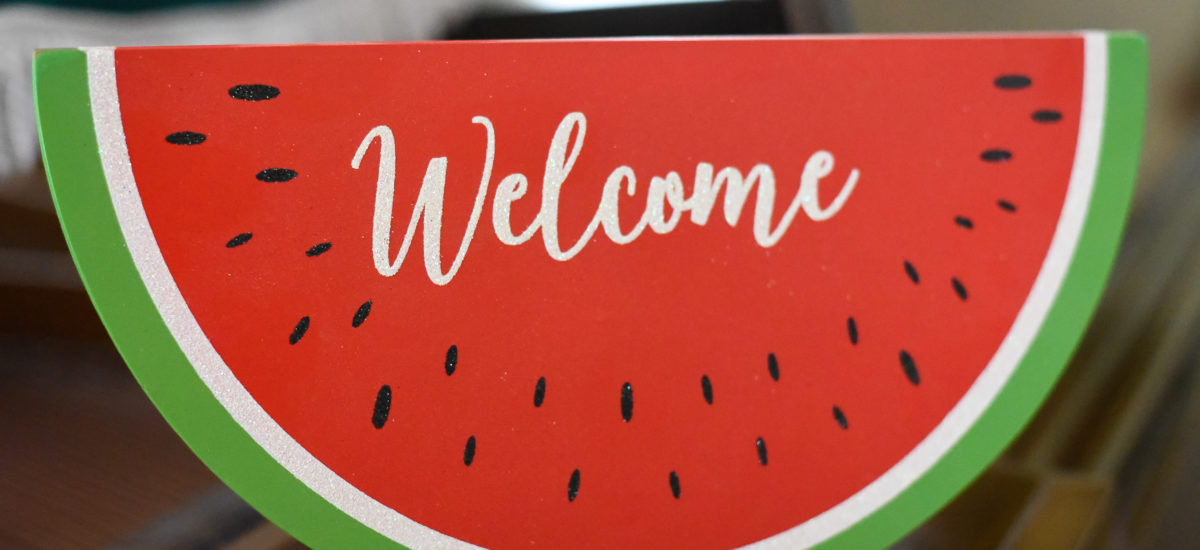 Welcome Watermelon image