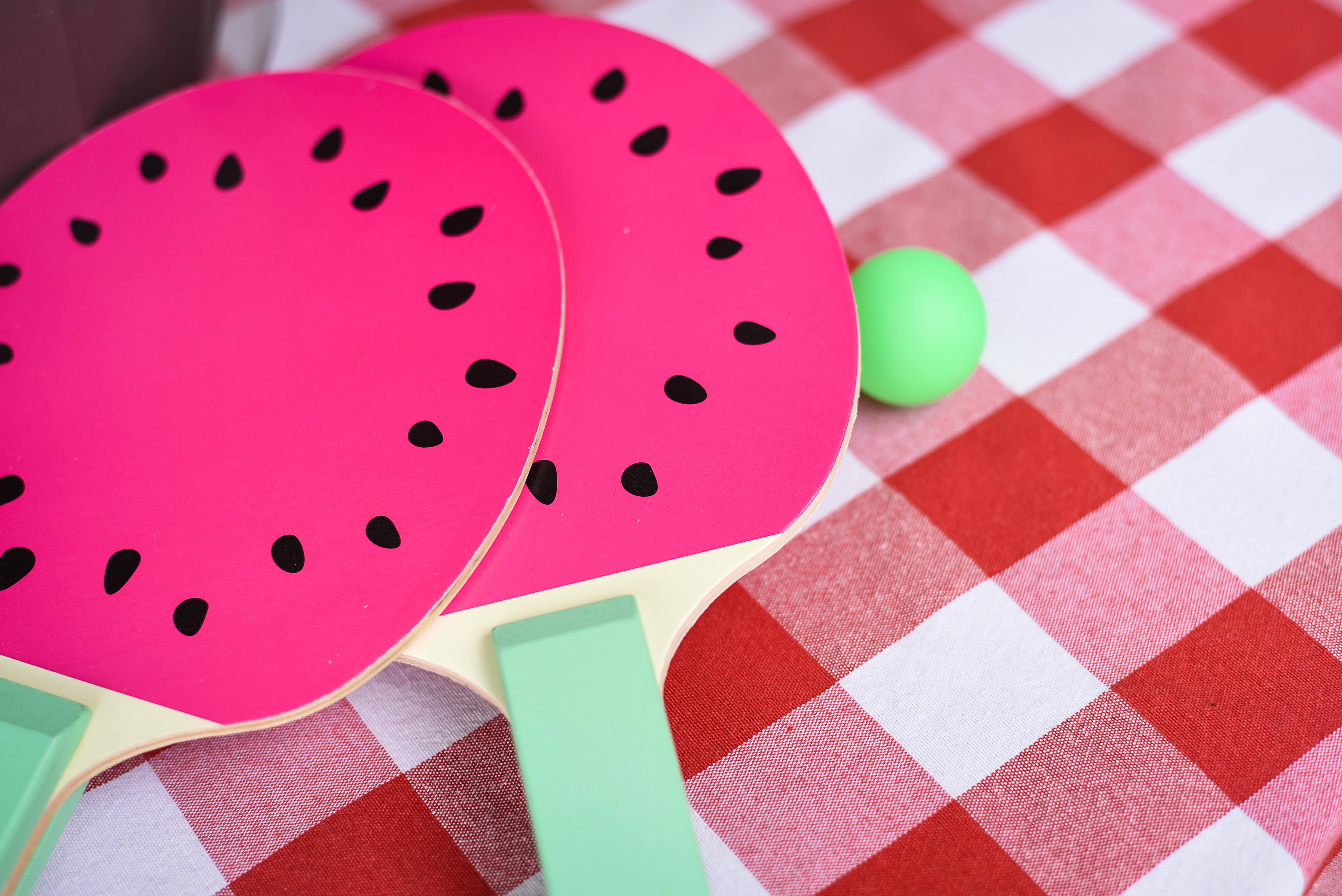 Watermelon Ping Pong